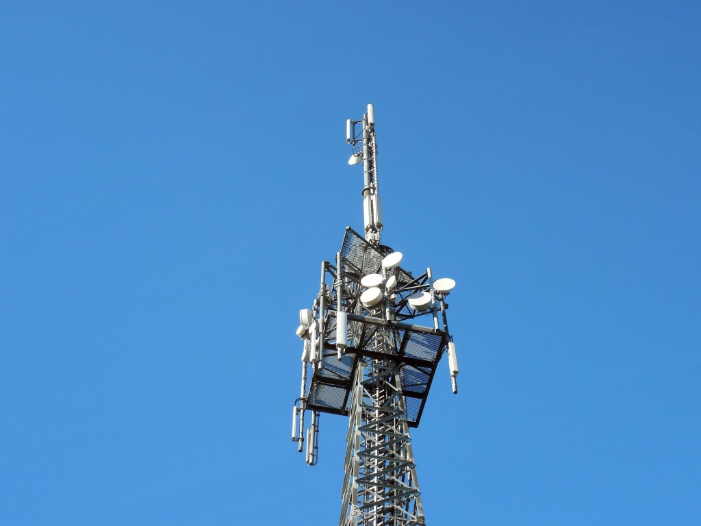 telecoms-transmission-tower