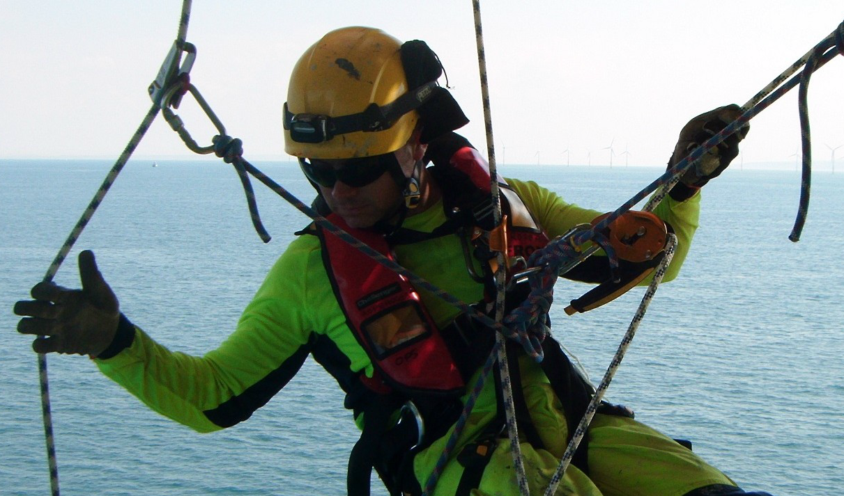 Offshore Painting Services Papertrail In The Wind Energy
