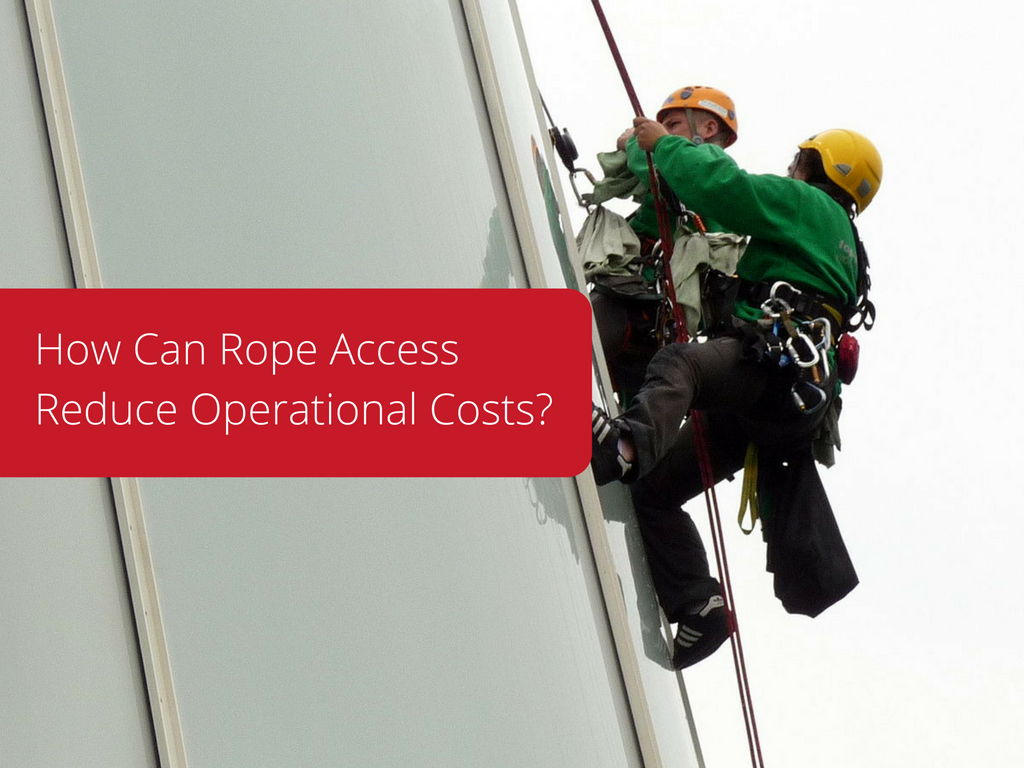 rope access cost savings