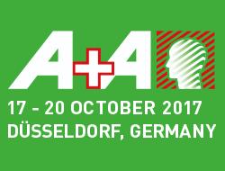A+A logo